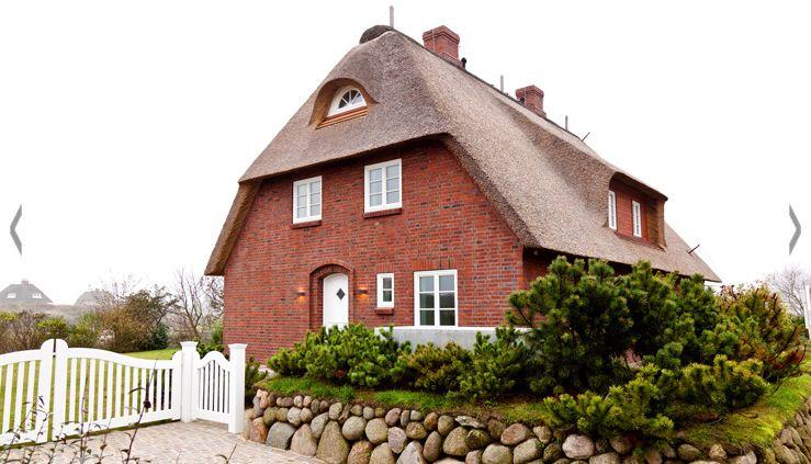 Sylt Reetdachhaus turner architektin projekt umbau und sanierung reetdachhaus